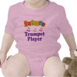Trumpet Player (Future) Baby Bodysuits