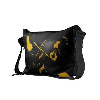 Trumpet Player Messenger Bags