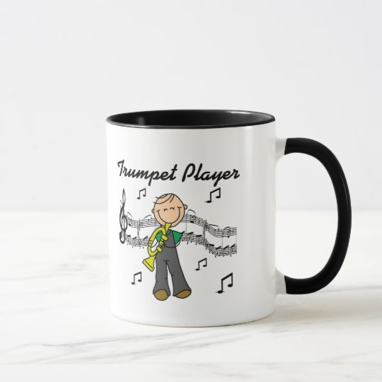 Trumpet Player T-shirts and Gifts Mug