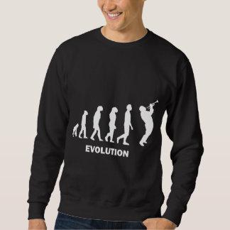 Trumpet Pullover Sweatshirts