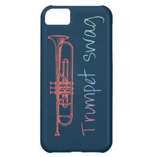 Trumpet Swag Marching Band iPhone 5C Case