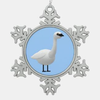 Trumpeter Swan Ornaments