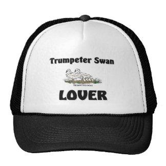 Trumpeter Swan Lover Cap