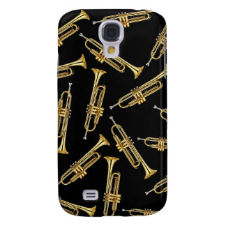 Trumpets Collage 3G/3GS  Galaxy S4 Case