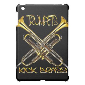 Trumpets Kick Brass Cover For The iPad Mini