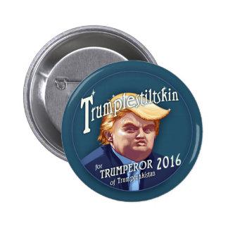 Trumplestiltskin 6 Cm Round Badge