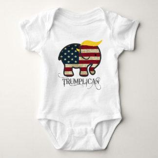 Trumplican-2 Baby Bodysuit