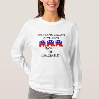 Trump's Basket of Deplorables Shirt