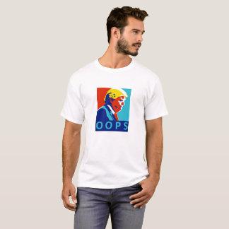 Trump's Oops Shirt