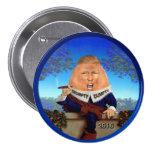 Trumpty Dumpty 7.5 Cm Round Badge
