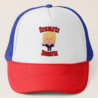 Trumpty Dumpty Classy Trucker Cat Trucker Hat