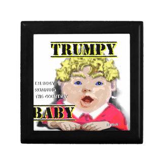 Trumpy Baby -Gift Box