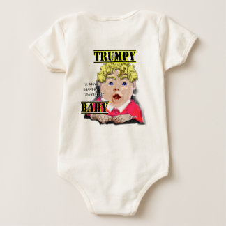 Trumpy Baby- Onsie  I'm Busy Running the Country I Baby Bodysuit
