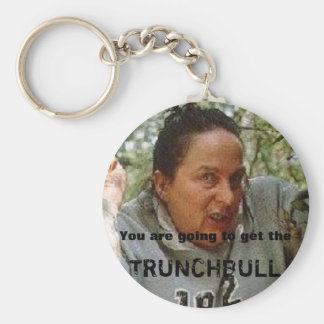 trunchbull, You are going to get the, TRUNCHBULL Basic Round Button Key Ring