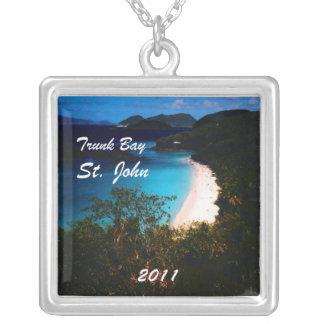 Trunk Bay, St. John  2011 Necklaces