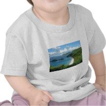 Trunk Bay, St. John, USVI T Shirts