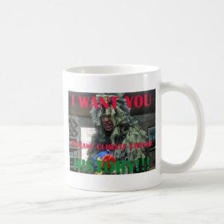 TRUNK - I WANT YOU COFFEE MUG