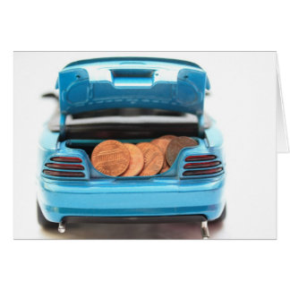 trunk load of dollars card