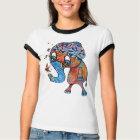 Trunky Elephant Girl´s Shirt