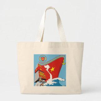 Truong Sa Hoang Sa Canvas Bag