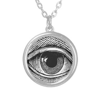 Trurh 2016 round pendant necklace