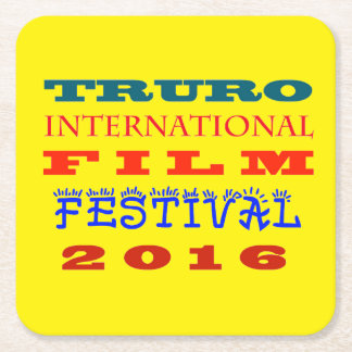 TRURO INTERNATIONAL FILM FESTIVAL 2016 COASTER