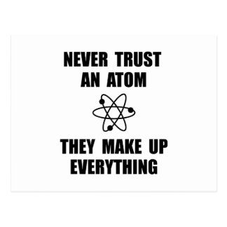 Trust Atom Postcard