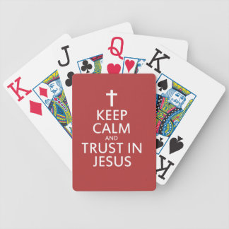 Trust in GOD Deck Of Cards