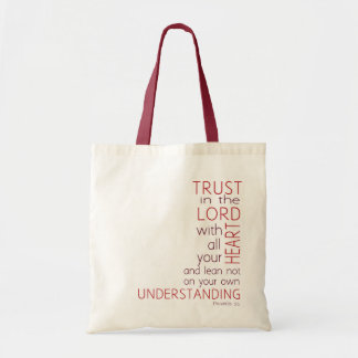 Trust In The Lord Bag