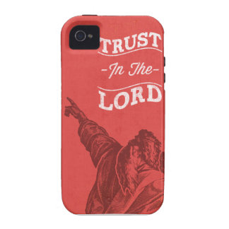 Trust In The Lord Case-Mate iPhone 4 Covers