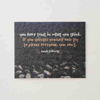 Trust In What You Think Jigsaw Puzzle
