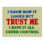 Trust Me - All Under Control