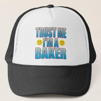 Trust Me Baker Life B Trucker Hat