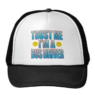 Trust Me Bus Driver Life B Cap