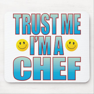 Trust Me Chef Life B Mouse Pad