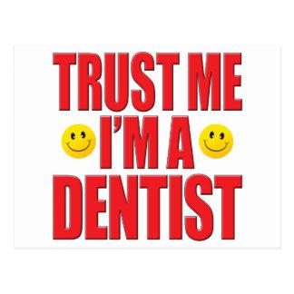 Trust Me Dentist Life Postcard