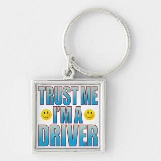 Trust Me Driver Life B Key Ring