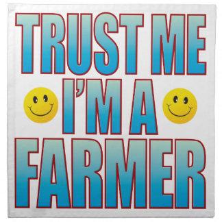 Trust Me Farmer Life B Napkin