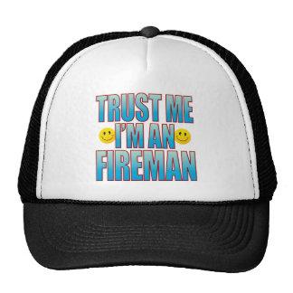 Trust Me Fireman Life B Cap