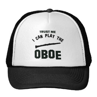 Trust me I can play the OBOE Mesh Hat
