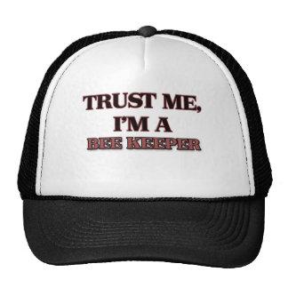 Trust Me I m A BEE KEEPER Hat