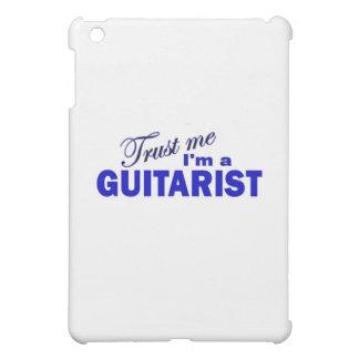 Trust Me I m a Guitarist iPad Mini Cases
