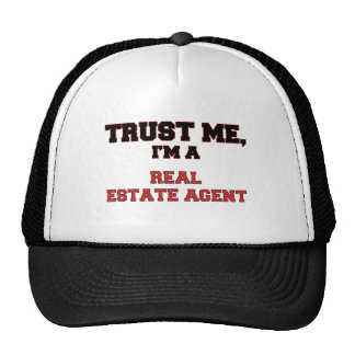 Trust Me I m a My Real Estate Agent Hat