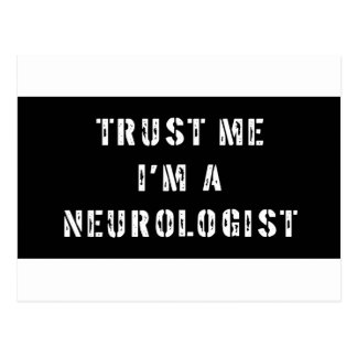 Trust Me I m A Neurologist Postcards