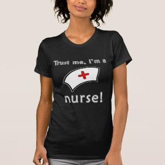 Trust Me I m a Nurse T shirts Hoodies Caps
