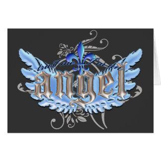 Trust me I m an angel Card