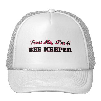 Trust me I'm a Bee Keeper Hats