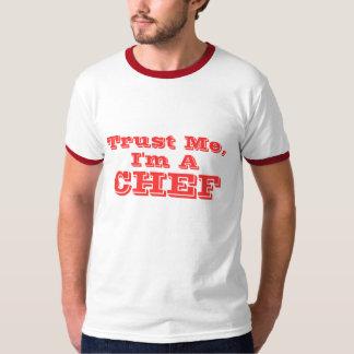 Trust Me, I'm a Chef Shirt