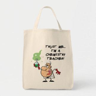 Trust Me... I'm a Chemistry Teacher Tote Bag