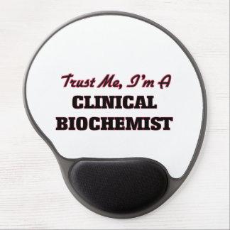 Trust me I'm a Clinical Biochemist Gel Mouse Pad